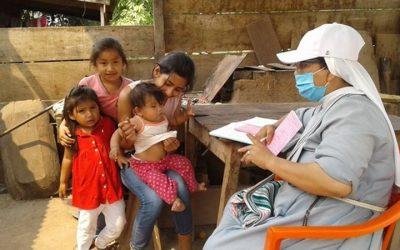 COVID 19 Notfallprojekt Außergewöhnliche Versorgung mit Nahrungsmitteln und Medikamenten zur Unterstützung der Bevölkerung von Santa Cruz, San Miguel und Ascension de Guarayos – Bolivien